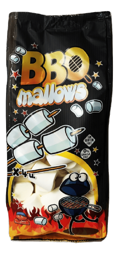 BBQ MALLOWS  400g BAG
